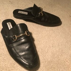 Steve Madden slide loafers